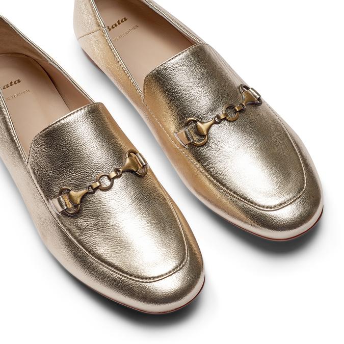 Women's shoes bata, Jaune, 514-8170 - 26