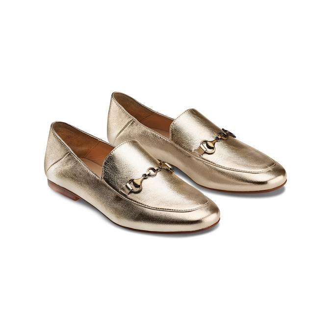 Women's shoes bata, Jaune, 514-8170 - 16