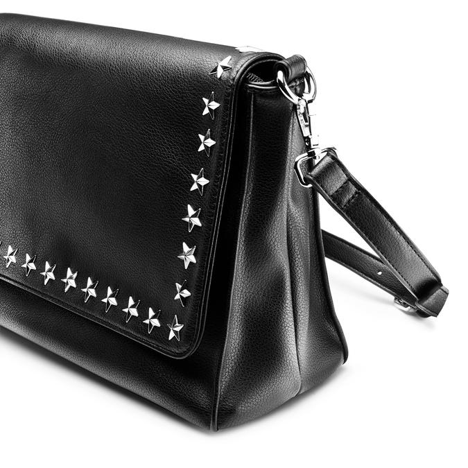 Bag bata, Noir, 961-6257 - 15