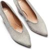 Women's shoes bata, Gris, 723-2239 - 26