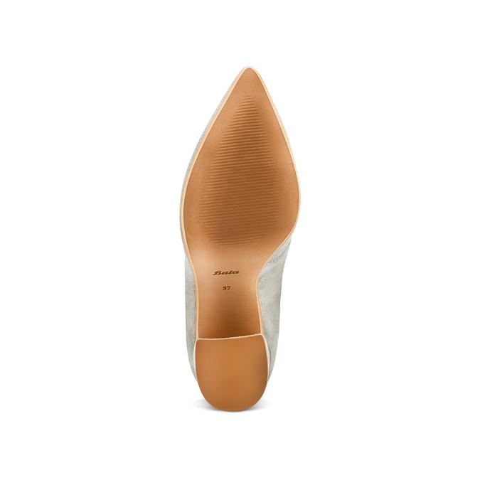 Women's shoes bata, Gris, 723-2239 - 19