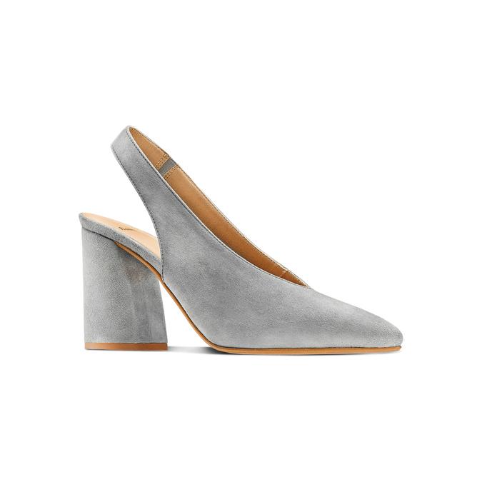 Women's shoes bata, Gris, 723-2248 - 13