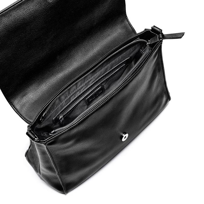 Bag bata, Noir, 961-6257 - 16