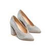 Women's shoes bata, Gris, 723-2239 - 16