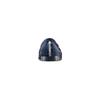 Women's shoes flexible, Bleu, 513-9150 - 15