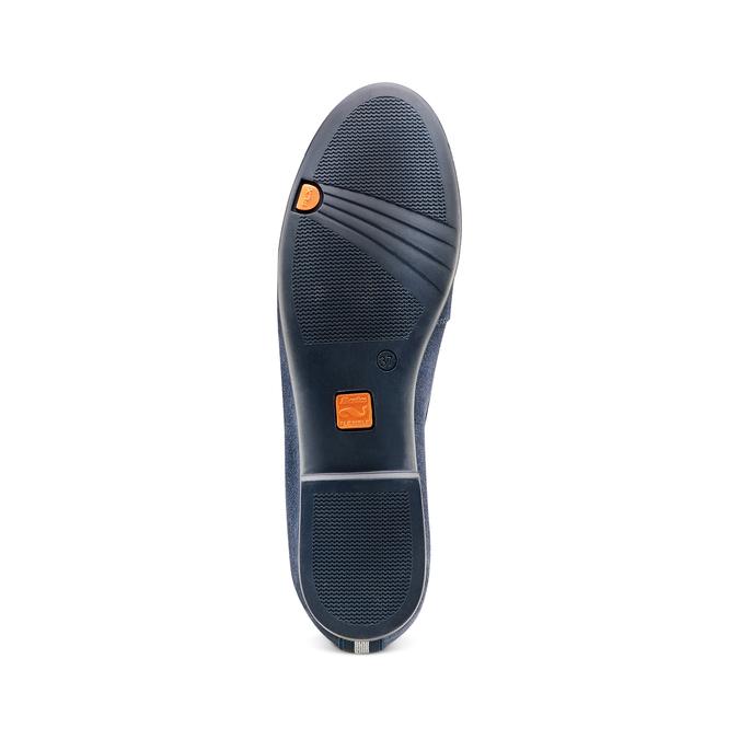 Women's shoes flexible, Bleu, 513-9150 - 19