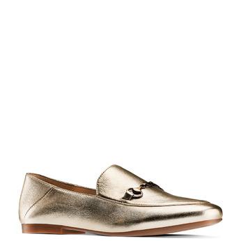 Women's shoes bata, Jaune, 514-8170 - 13