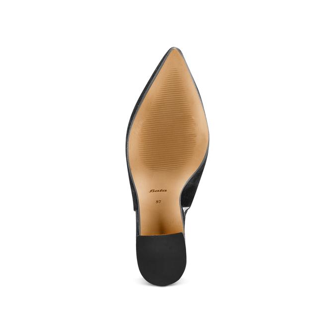 Women's shoes bata, Noir, 723-6248 - 19