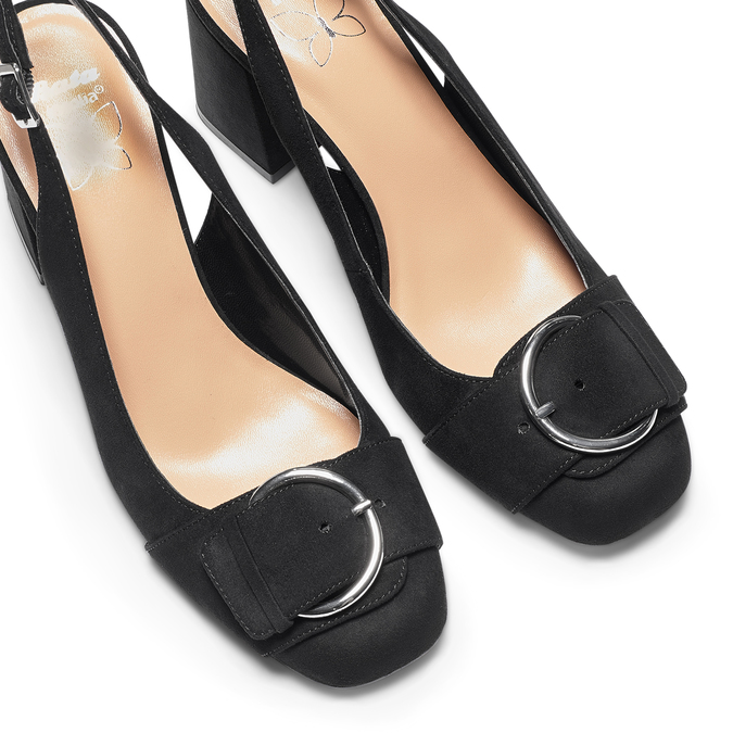 Women's shoes insolia, Noir, 729-6178 - 26