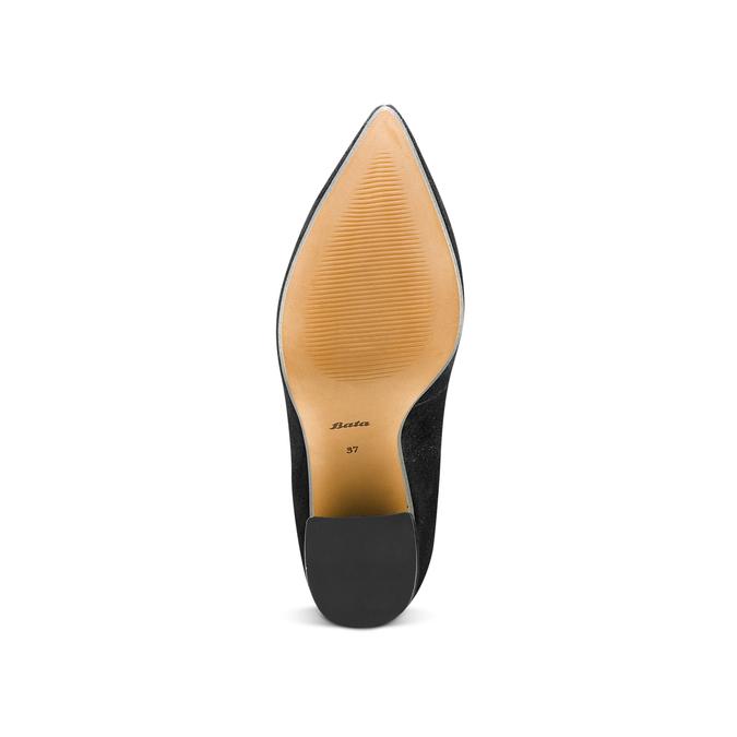 Women's shoes bata, Noir, 723-6239 - 19