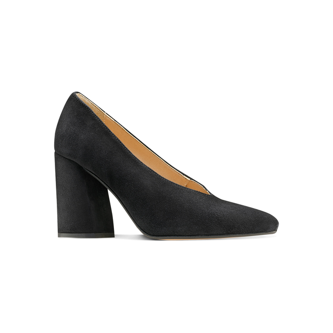 Women's shoes bata, Noir, 723-6239 - 13