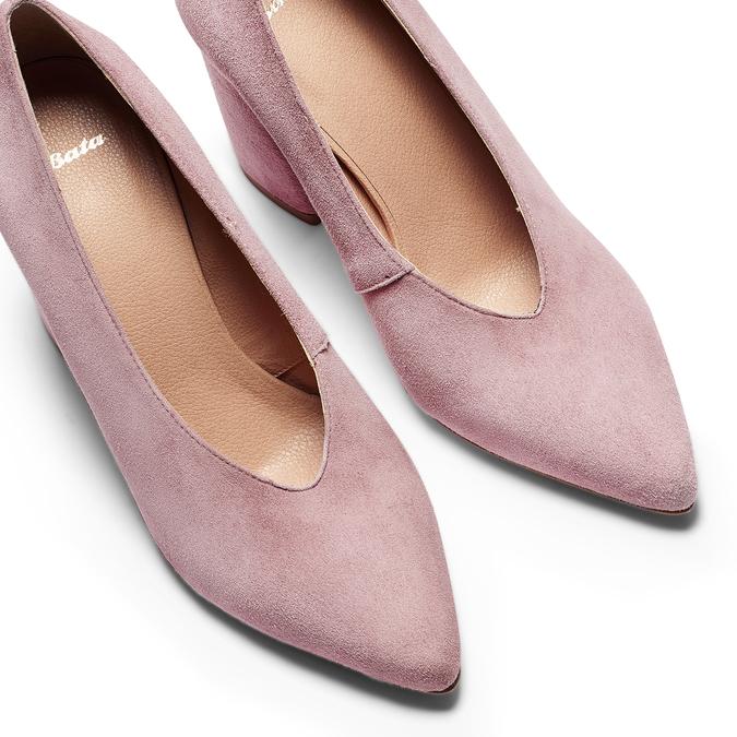 Women's shoes bata, Rouge, 723-5239 - 26