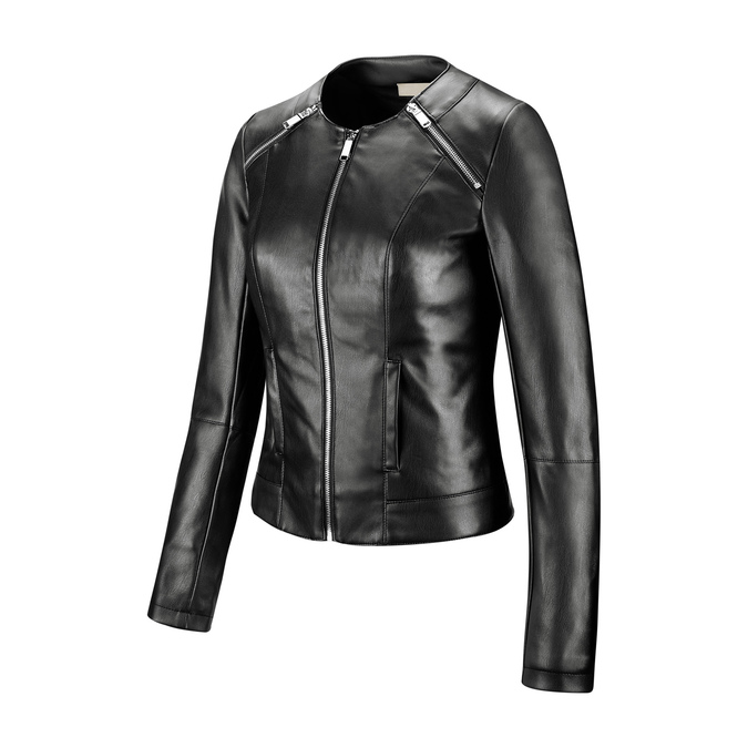 Jacket bata, Noir, 971-6212 - 16