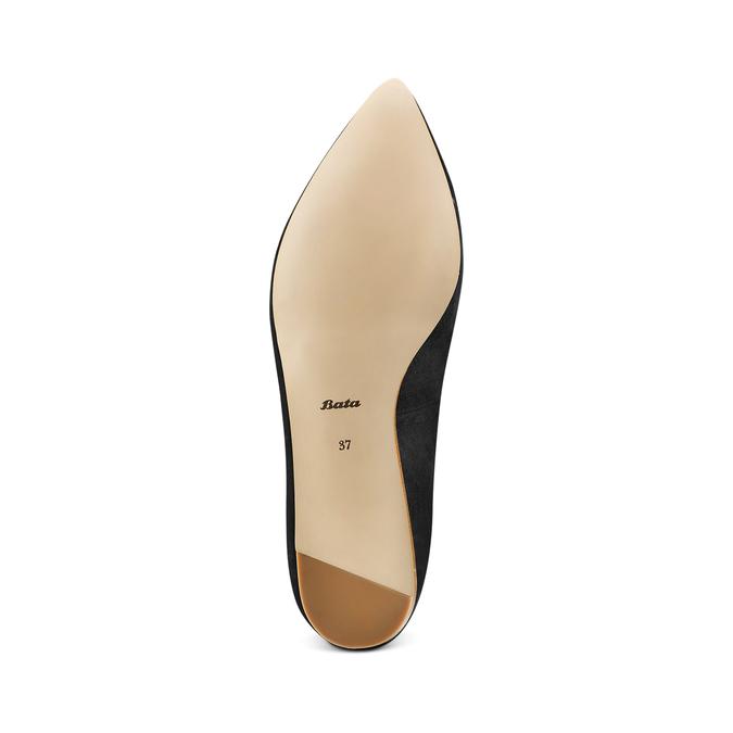 Women's shoes bata, Noir, 523-6242 - 19