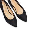 Women's shoes bata, Noir, 523-6242 - 26