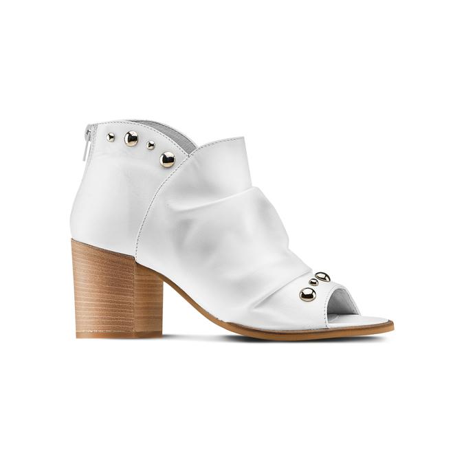 Women's shoes bata, Gris, 724-2192 - 13
