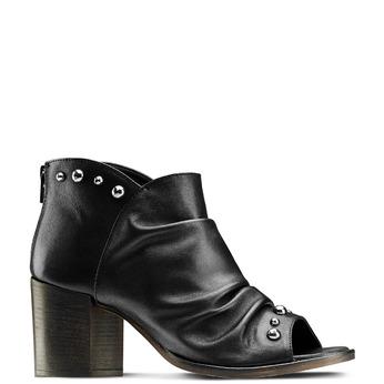 Women's shoes bata, Noir, 724-6192 - 13
