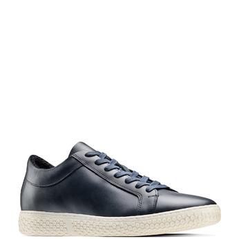 Men's shoes bata, Bleu, 844-9137 - 13