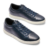 Men's shoes bata, Bleu, 844-9137 - 26