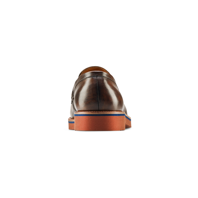 Men's shoes bata-light, Brun, 814-4109 - 15