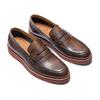 Men's shoes bata-light, Brun, 814-4109 - 16