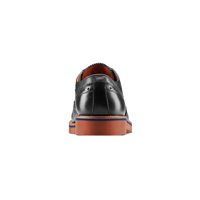 Men's shoes bata-light, Noir, 824-6363 - 15