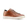 Men's shoes bata, Brun, 844-3137 - 13