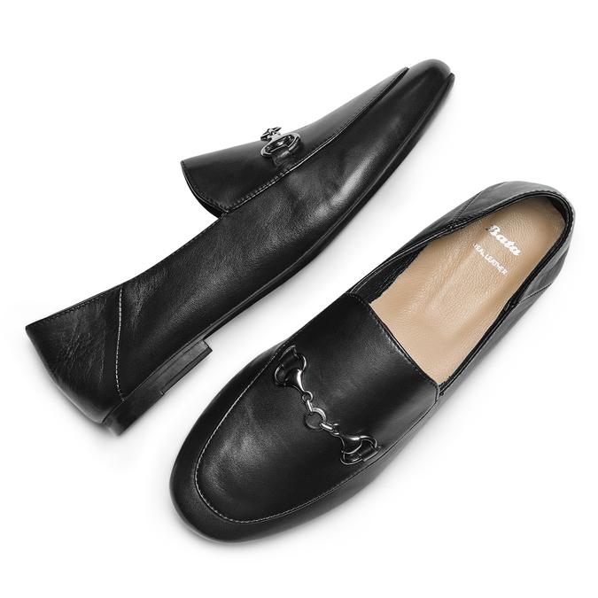 Women's shoes bata, Noir, 514-6170 - 26