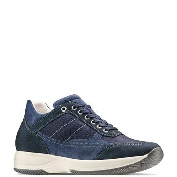 Men's shoes bata, Bleu, 849-9162 - 13