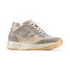 Men's shoes bata, Jaune, 849-8162 - 13