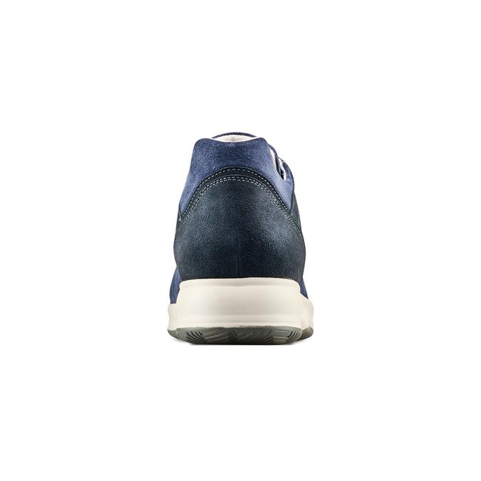 Men's shoes bata, Bleu, 849-9162 - 15