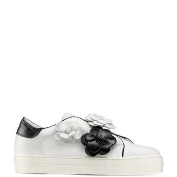 Women's shoes bata, Blanc, 544-1374 - 13