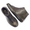 Men's shoes flexible, Gris, 844-2121 - 19