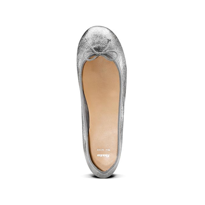 Women's shoes bata, Blanc, 524-1254 - 17