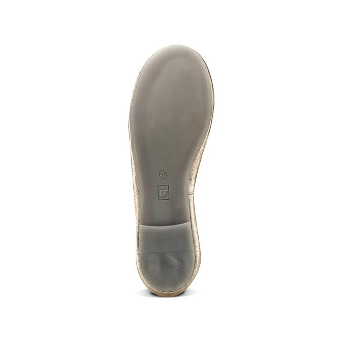 Women's shoes bata, Jaune, 524-8254 - 19