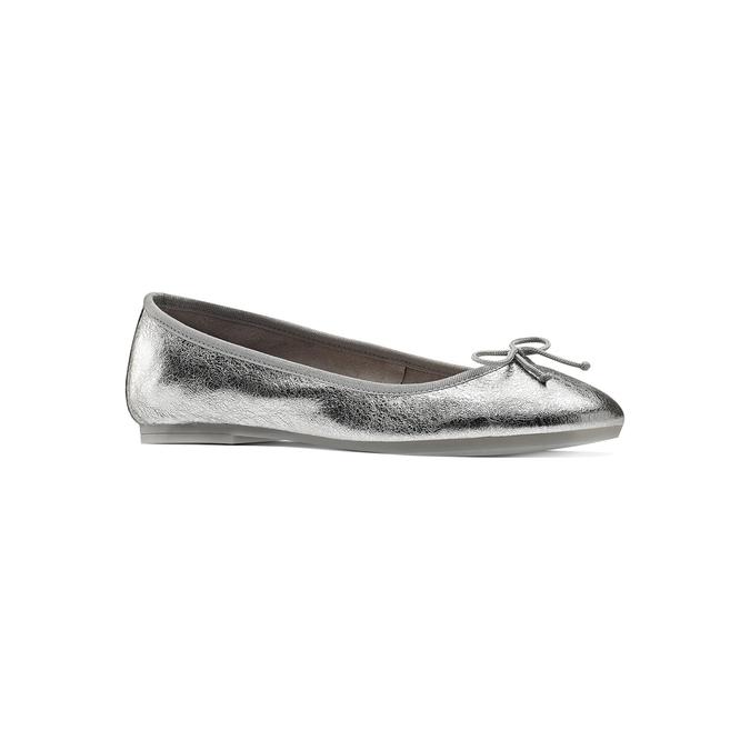 Women's shoes bata, Blanc, 524-1254 - 13