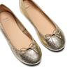 Women's shoes bata, Jaune, 524-8254 - 26