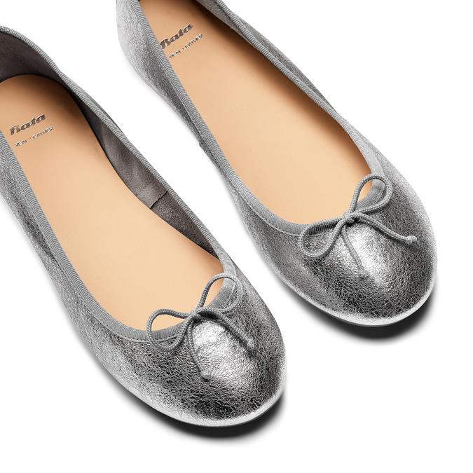 Women's shoes bata, Blanc, 524-1254 - 26