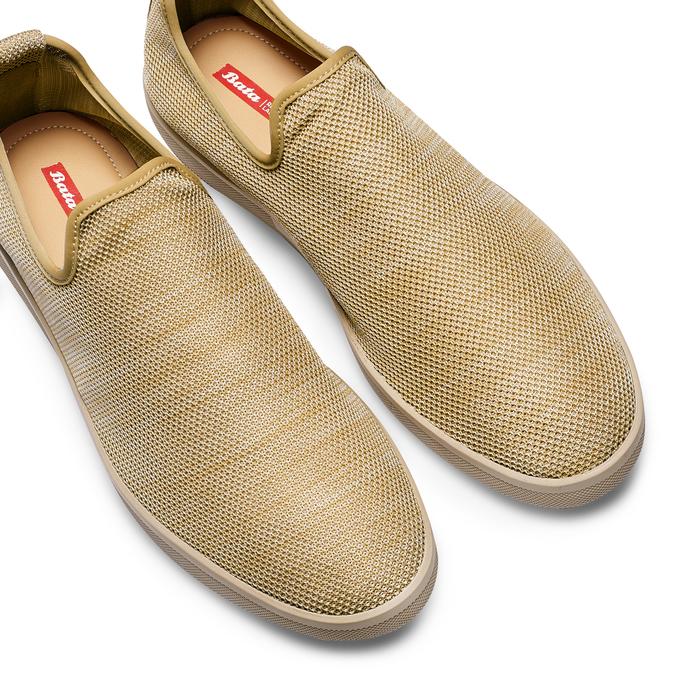 Men's shoes bata-rl, Jaune, 839-8144 - 26
