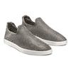 Men's shoes bata-rl, Gris, 839-2144 - 16