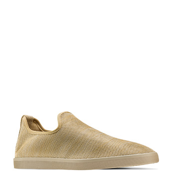 Men's shoes bata-rl, Jaune, 839-8144 - 13