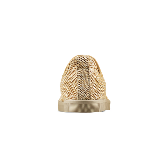 Men's shoes bata-rl, Jaune, 839-8144 - 15