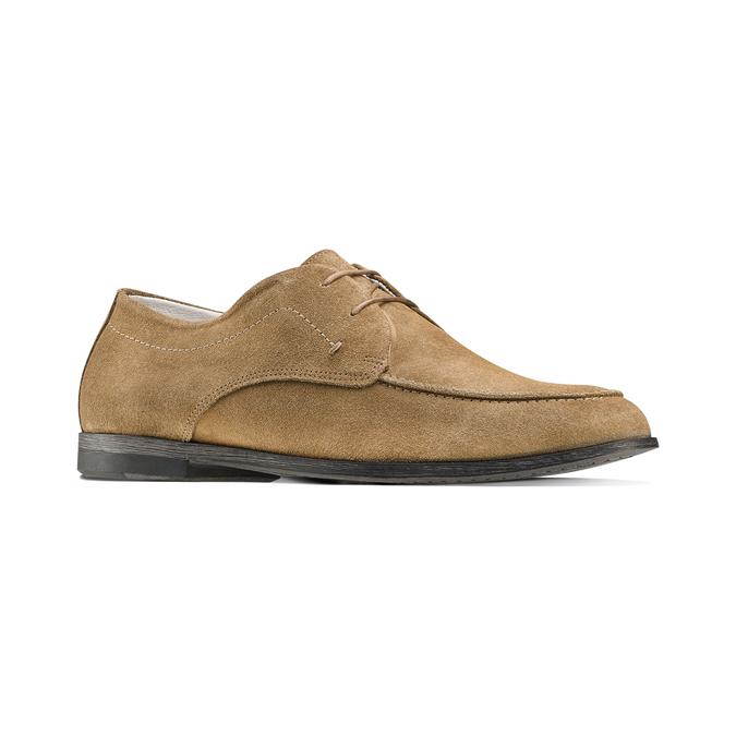 Men's shoes bata, Gris, 853-2160 - 13
