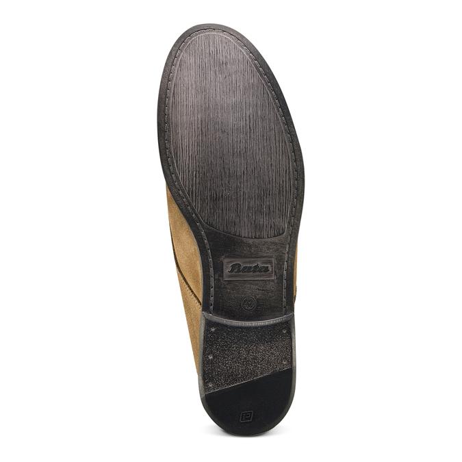 Men's shoes bata, Gris, 853-2160 - 19