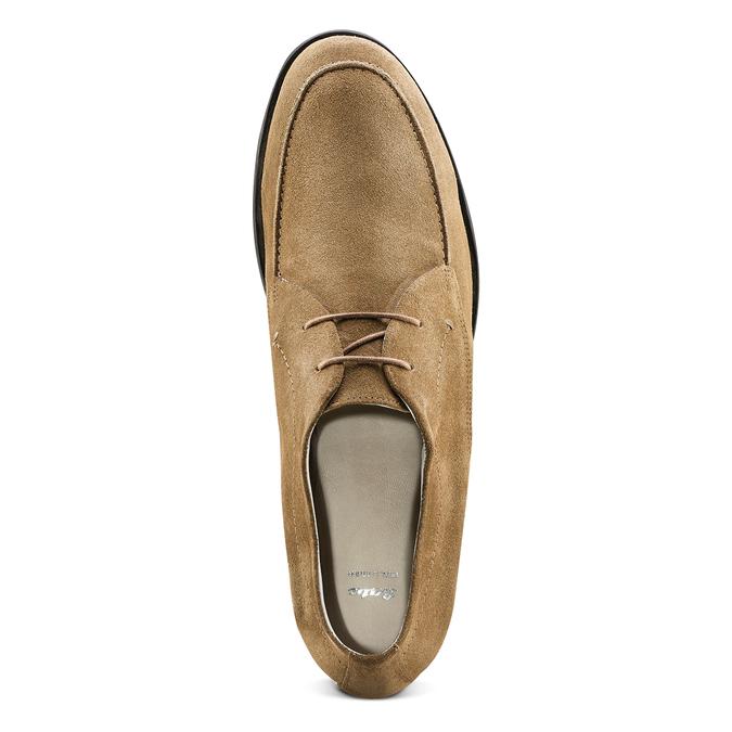 Men's shoes bata, Gris, 853-2160 - 17