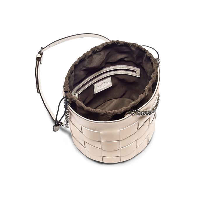 Bag bata, Blanc, 961-1233 - 16