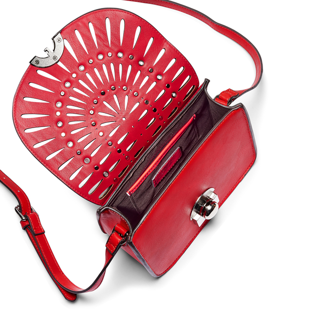 Bag bata, Rouge, 961-5219 - 16