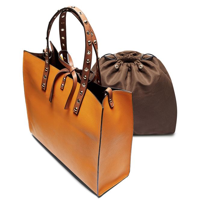Bag bata, Brun, 961-3296 - 17
