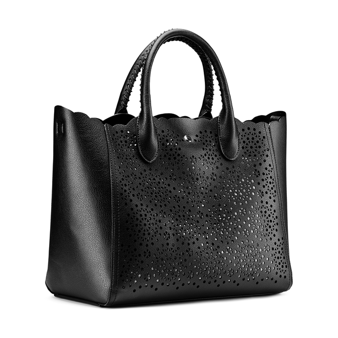 Bag bata, Noir, 961-6265 - 13