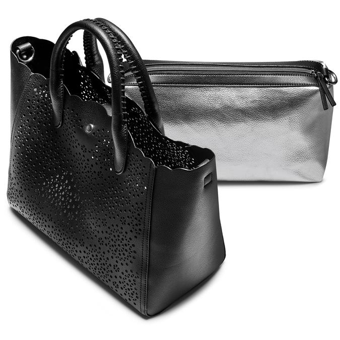 Bag bata, Noir, 961-6265 - 17